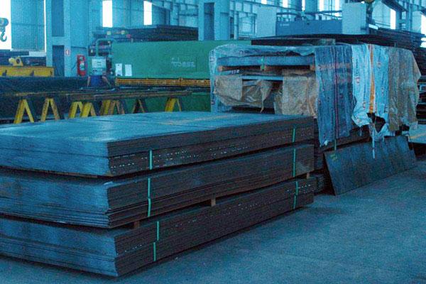Chapas De aço Carbono Em Sp 30