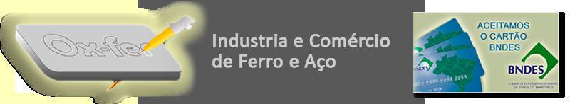 Comércio de Ferro e Aço - OX-FER