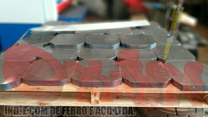 Chapa de aço s355j2