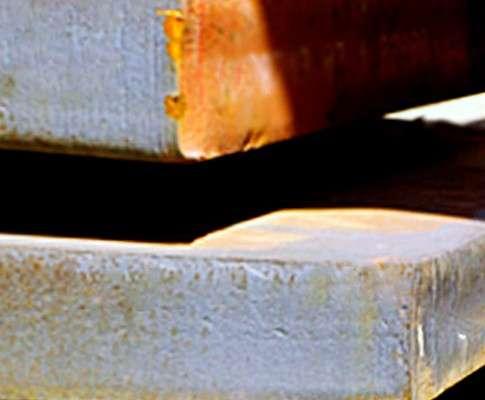Chapa grossa de aço