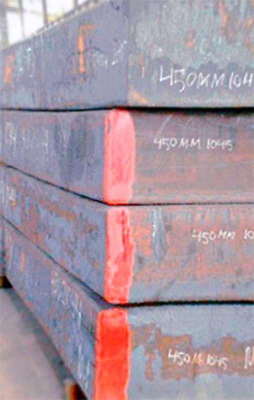 Fabrica de chapas de aço