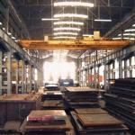 Empresa de chapa de aço