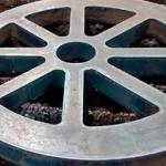 Chapa de aço carbono sae 1045