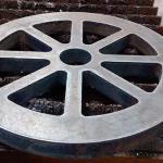 Chapa de aço sob medida