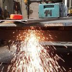 Chapa de aço corten